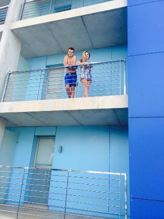 Occidental Menorca: Enjoying the pool view