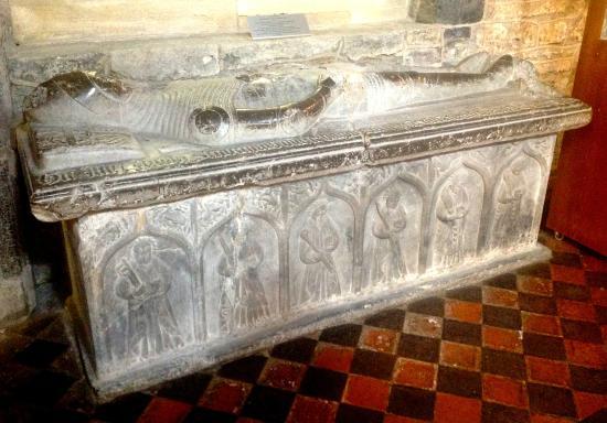 Kilkenny, Irlanda: Tomb of James S[c]hortal, Lord of Ballylarkin and Ballykeefe