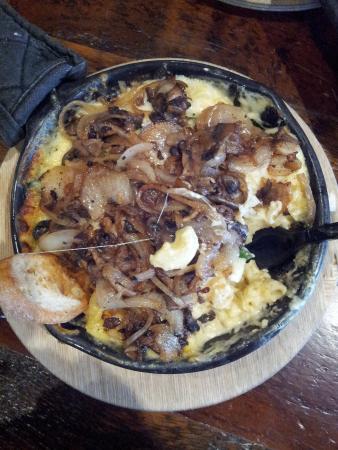 MACS- Macaroni and Cheese Shop: Popeye Macaroni