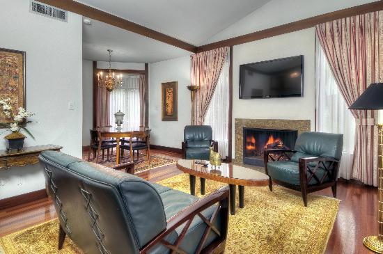 Lanai Suite Picture of Dinahs Garden Hotel Palo Alto TripAdvisor