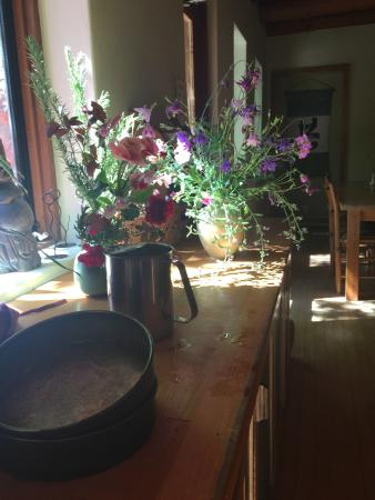 Tassajara Zen Mountain Center: Afternoon tea and snacks