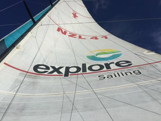 America's Cup Sail Experience