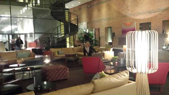 Comfort Hotel Vesterbro: SALA