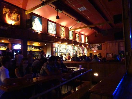 Belly Up Tavern : Bar
