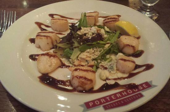 Porterhouse Steak Seafood Restaurant St Paul Mn