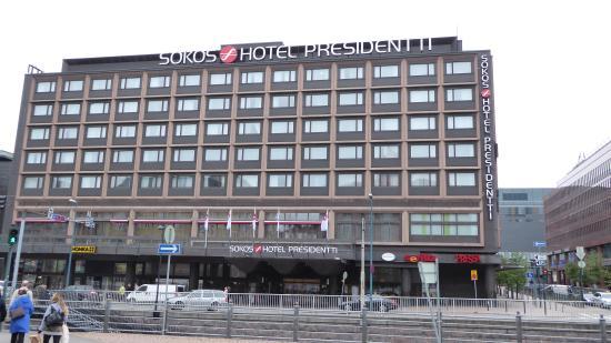 В номере - kuva: Original Sokos Hotel Presidentti, Helsinki - TripAdvisor