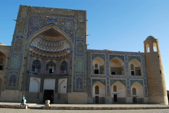 madrassa Abdul Aziz Khan - Bukhara, Uzbequistão