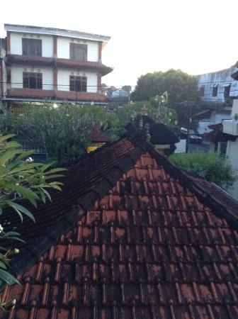 Nakula Familiar Inn : View from the room