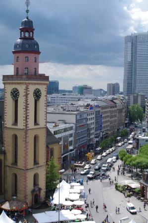 Galeria Kaufhof Frankfurt An der Hauptwache