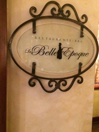 La Belle Epoque Restaurante: photo8.jpg