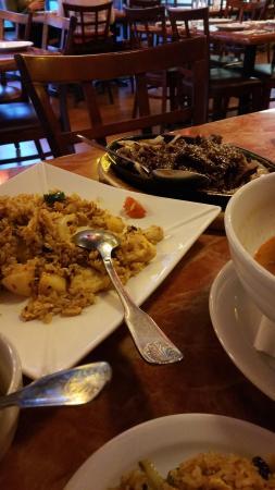 Iyara Thai Cuisine: fried rice