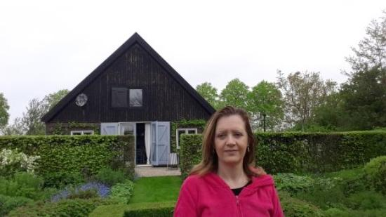 Polsbroek, Holandia: in the garden