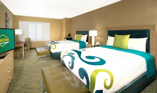 Tropicana Laughlin Newly Refreshed Luxury Rooms Suites