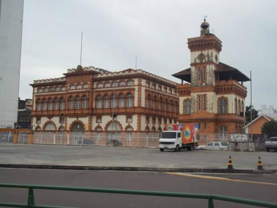 Customs House (Alfandega): Prédio da Alfandega de Manaus