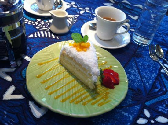 Paia, Χαβάη: Coconut cake