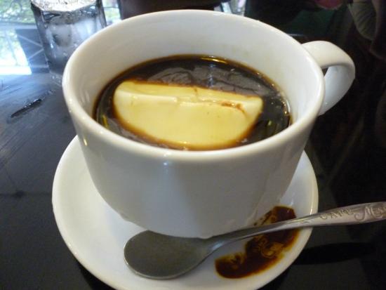 Cafe Mai: ヨーグルトコーヒー