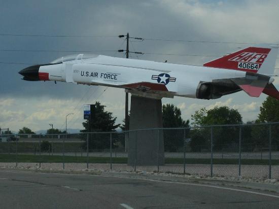Hill Aerospace Museum, Ogden, UT