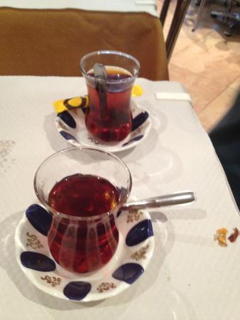 Golbasi: Fancy tea