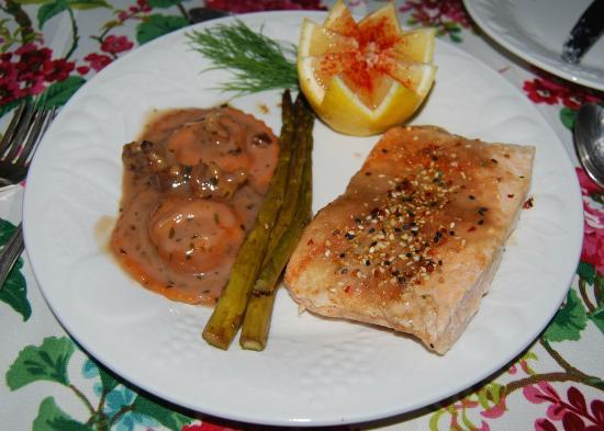Greystone Manor: Salmon