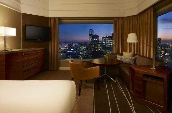 Grand Hyatt Melbourne: Grand Club King