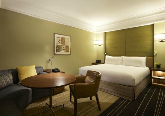 Grand Hyatt Melbourne: Grand King
