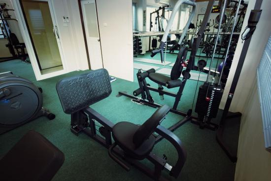 Troy Guest House: Fitness
