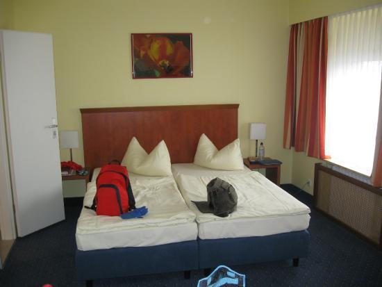 Parkhotel Ruedesheim am Rhein: chambre