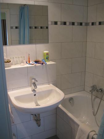 Parkhotel Ruedesheim am Rhein: salle de bain