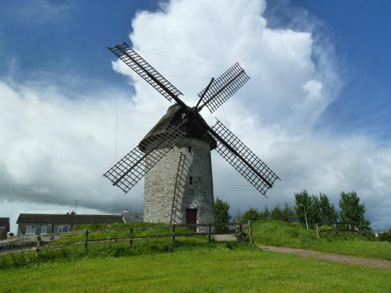 Skerries Mills: Die Irische Windmühle