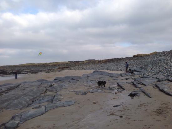 Ardara, Irlande : Dorlin Strand