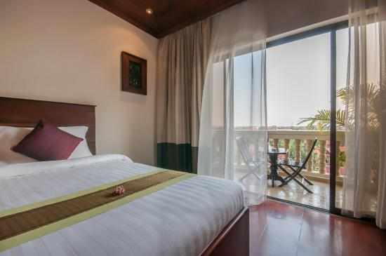 Borei Angkor Resort & Spa: Deluxe Double Room
