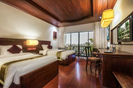 Borei Angkor Resort & Spa: Deluxe Twin Room