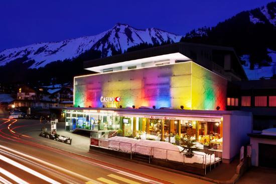 Riezlern, Avusturya: Willkommen im Casino Kleinwalsertal