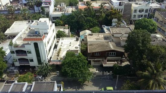 The Gateway Hotel MG Road Vijayawada: Room view