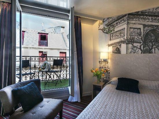Hotel Harvey: Chambre avec balcon sur hotelharvey.com !