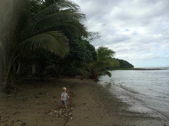 Danny's Village Homestay: Danny's beach