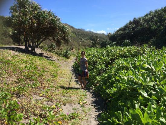 Danny's Village Homestay: Sigatoga Sanddune walk