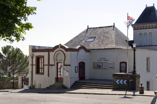 Musée Jules Verne de Nantes : 博物館の外観