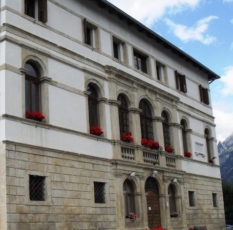 San Pietro di Cadore, إيطاليا: Palazzo Poli - de Pol
