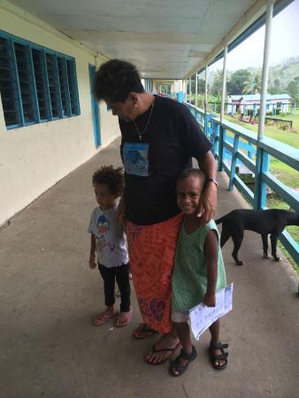 Namatakula, Fiji: The local school