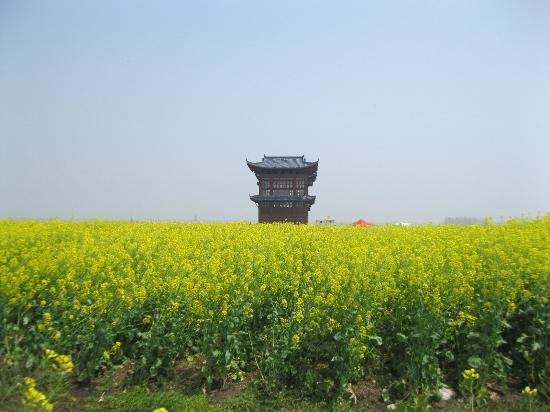 Xinghua, Κίνα: 展望台