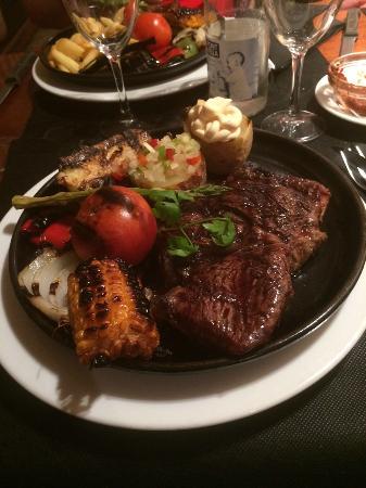 Gaucho'S Restaurante Argentino: Steak