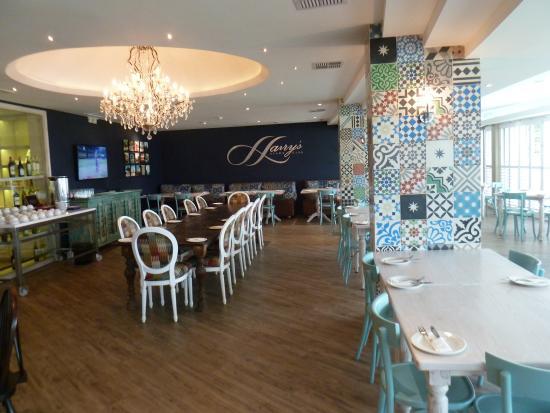 Breakers Resort: The restaurant
