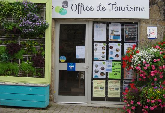 L'office de tourisme d'Erdeven