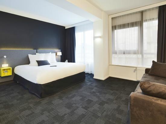 Hotel kyriad brest france voir les tarifs 145 avis for Prix chambre kyriad