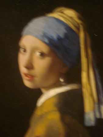 Mauritshuis : la ragazza