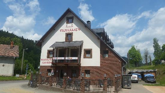 Penzion Trojkamen-Restaurace