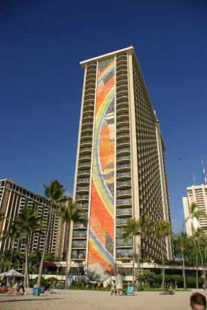 Hilton Hawaiian Village Waikiki Beach Resort Rainbow Tower Villiage