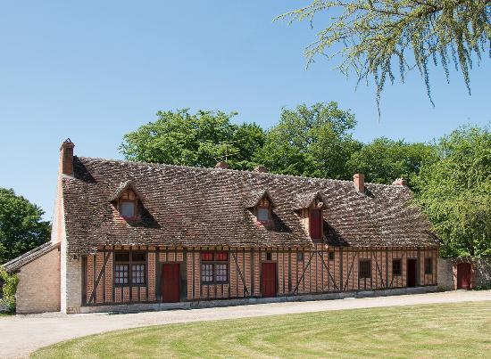Lassay-sur-Croisne, ฝรั่งเศส: Le Moulin Outbuilding