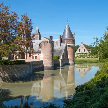 Lassay-sur-Croisne, ฝรั่งเศส: Le Moulin Moat